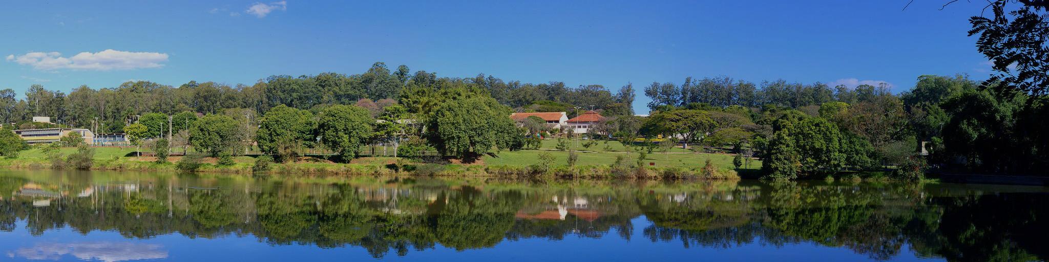 Lago da UFSCar - Campus São Carlos (área Sul)